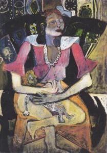 Guest Post, Deborah Bogen: Writing to the Paintings of Akiba Emanuel | s [r] blog