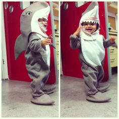 Baby Shark Halloween Costume