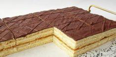 Ez a hamis krémtúrós recept eddig senkinek nem okozott csalódást Hungarian Cake, Hungarian Recipes, Czech Recipes, Ethnic Recipes, Cupcakes, Dessert Drinks, Tiramisu, Cheesecake, Nutella