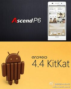 Huawei Ascend P6 riceverà l'aggiornamento ad Android 4.4.2 KitKat a breve - http://www.tecnoandroid.it/huawei-ascend-p6-ricevera-laggiornamento-ad-android-4-4-2-kitkat-a-breve/