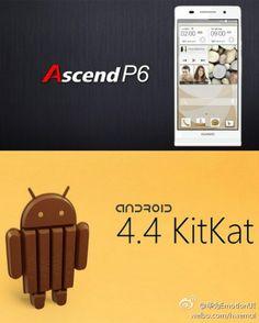 Il roll out di Android 4.4 KitKat per Huawei Ascend P6 è iniziato a partire dalla Cina - http://www.tecnoandroid.it/il-roll-out-di-android-4-4-kitkat-per-huawei-ascend-p6-e-iniziato-a-partire-dalla-cina/