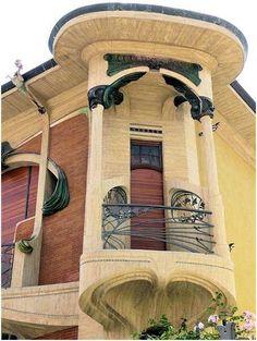 Art nouveau Florence