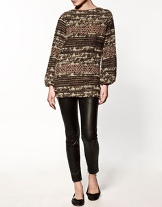 Just ordered this for those times when cuteness and warmth must intersect. Zara online.