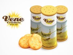 Vene Crackers on Packaging of the World - Creative Package Design Gallery