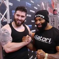 Ct fletcher meeting the beard sporting his own @isymfs @samsonctfletcher @thebeardlove @fuckshaving @unshavenempire @beardbrothersllc @beardthefuckup @beard.kings @the_beard_bros @beardfrontier @beardmuscles @beardsaresexy @beard @beardedlifestyle @beard4all @beards_unite @beardbrothersllc @beard_attitude @brotherhood_of_beards @jointhebeard @beardlongandprosper @beardandbeast @beardsandtats @bearded_kingface @beard.ink.and.booty @sisumanbeard @beardedvillains @beardapparel @beardcollective…
