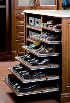 25+ shoes storage ideas you'll love 10