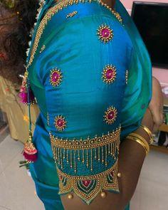 Black Blouse Designs, New Saree Blouse Designs, Cutwork Blouse Designs, Kids Blouse Designs, Simple Blouse Designs, Mirror Work Blouse Design, Designer Blouse Patterns, Sarees, Blouses