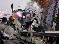 GUNDAM GUY: Gundam Arts: Awesome Gundam Artworks [Updated 9/19/13]