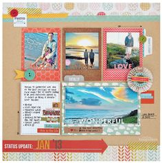 Enter to Win the Kit & Kaboodle Sweepstakes! As seen in the July/August 2013 issue of #Creating Keepsakes magazine by #Kim Watson
