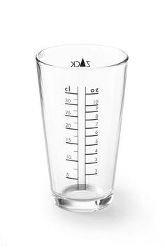 ZACK CONTAS glas voor shaker 20123