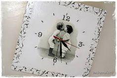 Znalezione obrazy dla zapytania haft krzyżykowy zegar