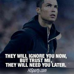 Top 10 Most Inspiring Cristiano Ronaldo Quotes-HiSporty Cr7 Quotes, Joker Quotes, Sport Quotes, Cristiano Ronaldo Cr7, Cristino Ronaldo, Ronaldo Football, Inspirational Soccer Quotes, Motivational Quotes, Mindset Quotes