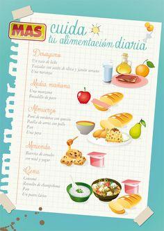 Menús saludables infantiles | Supermercados MAS Blog