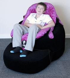 P-Pod Chair - these are great and fit over a bean bag!