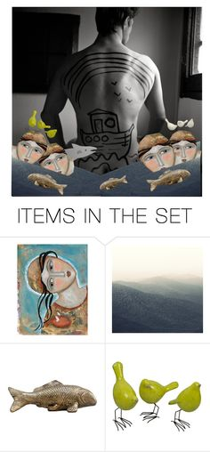 """To the Sea"" by sunnyjuke ❤ liked on Polyvore featuring art"