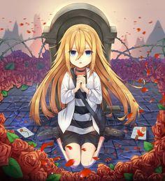 Rachel Gardner - Satsuriku no Tenshi - Image - Zerochan Anime Image Board Angel Of Death, Anime Angel, Loli Kawaii, Kawaii Anime, Chica Anime Manga, Anime Art, Mad Father, Fanart, Satsuriku No Tenshi