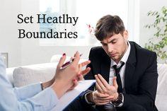 Setting Boundaries, You Lied, How Are You Feeling, Healing