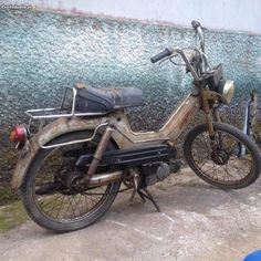 Motorizada Puch - à venda - Peças e acessórios de motas, Aveiro - CustoJusto.pt