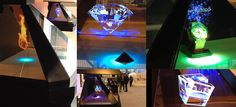Olomagic - 3d Holographic Projections Available for Sale or Rent
