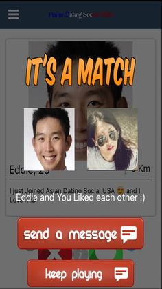 Asian dating app i USA