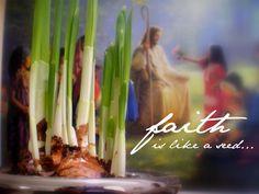 Faith is like a Seed FHE activity idea