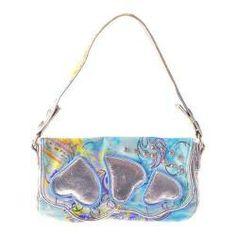 Girls' Rebelle Friendship Bags Butterfly Victorian Blue