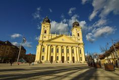 The Complete Guide on What to do in Debrecen - CarpeDiemEire Great Plains, Memorial Museum, Street Names, Water Tower, Carpe Diem, Where To Go, Budapest, Trip Planning, Big Ben