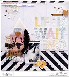 kim watson ★ design ★ papercraft