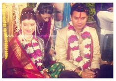 Tejaswini Pandit weds Bhushan Bopche | Tejaswini Pandit Photo | Bhushan Bopche Photo|#marathi