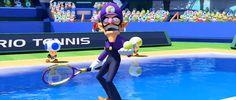 Sabías que Da un slam con el nuevo tráiler de Mario Tennis: Ultra Smash