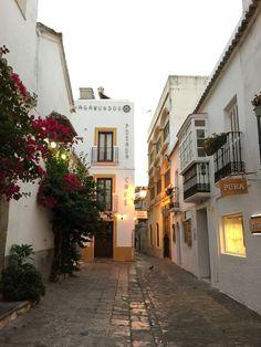 View of Tarifa (Spain)