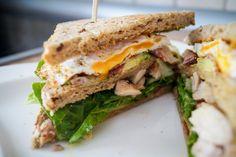 Clubsandwich - der King unter den Sandwiches