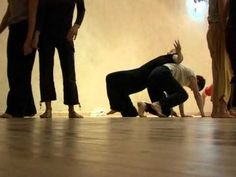 Contact Improv dance basics - information about contact improvisation - Home
