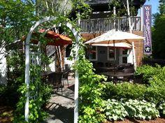 Waterhouse patio - so pretty!