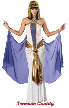 Women's Cleopatra Costume                                                                                                                                                                                 More