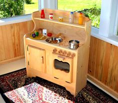Play Kitchen made in USA