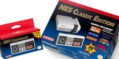 Consola clásica de Nintendo volverá a salir a la venta...