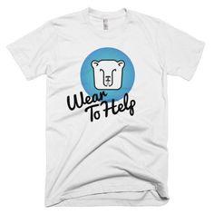 Wear to Help short sleeve t-shirt