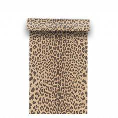 Graham & Brown Leopard Beige Wallpaper