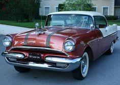 1955 Pontiac Starchief Coupe