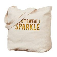 i sparkle tote bag gift ideas for personal trainer cafepresscom reusable