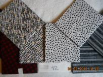Fat Quarters - New - Shipping Included Lot 42