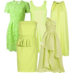 """lime"" by orban-betty on Polyvore"