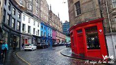 #VictoriaSteet es la calle más bonita de #Edimburgo... o eso dicen? Desde luego no deja indiferente. :) #Edinburgh #Escocia #Scotland #edinburghfringe #edimburghcity #edinburghlife #edinburghbloggers #edinburghphotographer #photo #pictures #picoftheday