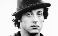 Pretty Much Everyone Knows Sylvester Stallone. But This... I Had No Idea At All. Amazing.