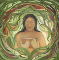 portal into the soul