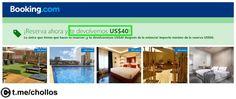 ¡Chollo a la vista! En esta oportunidad podemos encontrar 35€ de reembolso con mínimo 70€ para Booking. Se trata de una gran promoción