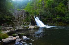 Abrams Falls - Great Smoky Mountains National Park