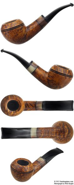 Michael Lindner: Smooth Rhodesian with Horn (B1)