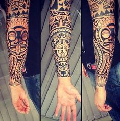 Maori #marquesantattoosmaoridesigns